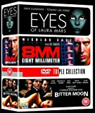 8mm/Bitter Moon/The Eyes Of Laura Mars [DVD]