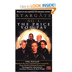 Stargate SG-1: The Price You Pay by Ashley McConnell