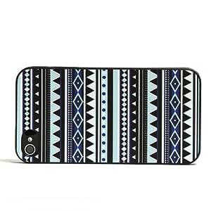 buyonline Coque arrière rigide à clipser pour Apple iPhone 4/4s Motif aztèque