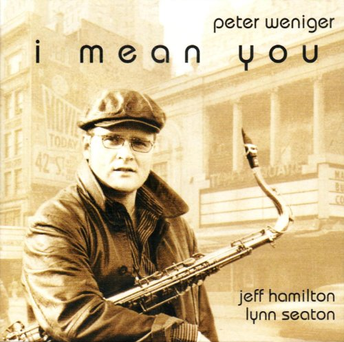 I Mean You by Peter Weniger