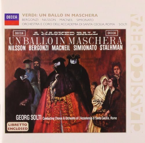 Verdi: Un Ballo in Maschera by Decca (2007-07-05)