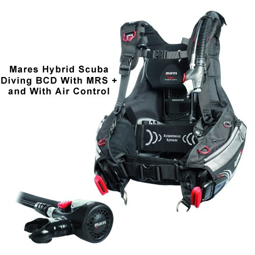 Dive equipment tauchjackets mares hybrid mrs plus she dives - Apex dive gear ...