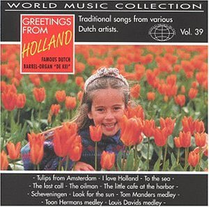 Various Artists - Greetings from Holland - Zortam Music