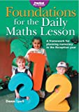 Foundations for the Daily Maths Lesson (Practical Pre-School)