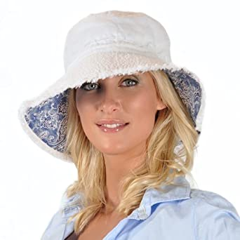 Physician Endorsed Palm Harbour 50 UPF Reversible Sun Hat - One Size