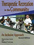 img - for Therapeutic Recreation Programs in the Community: An Inclusive Approach book / textbook / text book