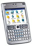 Nokia E61 Unlocked Smartphone with International 3G, Wi-Fi, MP3/Video Player, MiniSD Slot--U.S. Version with Warranty (Silver)