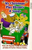 My Christmas Play Rhymes & Songs [VHS]