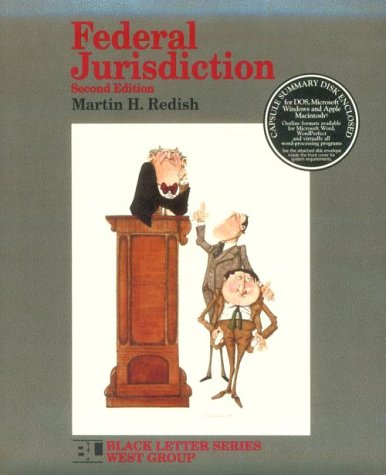 Federal Jurisdiction Black Letter (Black Letter Series)