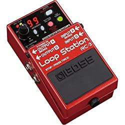 Boss RC-3 Loop Station Pedal from Boss