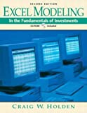 Excel Modeling in the Fundamentals of Investments Book and CD-ROM (2nd Edition) deals and discounts