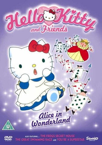 Hello Kitty - Alice [DVD]