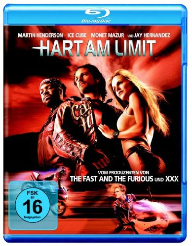 Hart am Limit [Blu-ray]