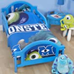 Monsters Inc lit b�b� enfants