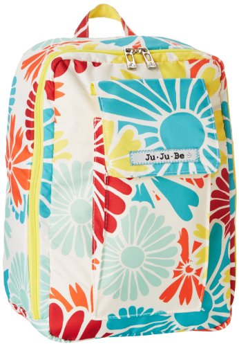 Ju-Ju-Be MiniBe Backpack Bag, Flower Power
