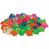 GloFish 29018  Aquarium Accent Gravel,  Multicolored Gems