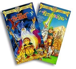 The Hobbit/The Return of the King 2-Pak [VHS] [Import]