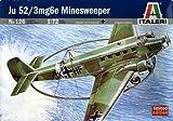 タミヤ イタレリ 1/72 飛行機シリーズ 0126 ユンカース Ju-52 マインスウィーパー 39126