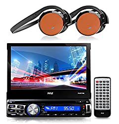 See 1 X New Pyle PLBT73G 7-inch Bluetooth CD/Multimedia AM/FM Radio AUX Input Player Stereo Receiver With GPS Navigation Headunit with Built-in Mic for Hands-Free Call Answering Touch Screen USB/SD Card Readers + 2 X PHBT5O Stereo Bluetooth Streaming Wireless Details