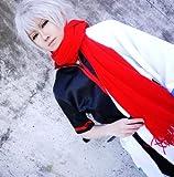 コスプレ衣装  ★『銀魂』(ぎんたま)坂田銀時(さかた ぎんとき) 衣装上下セット LLLサイズ コスチューム