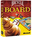 MICROSOFT  Bicycle Board Games - PC