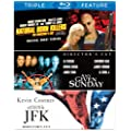 Natural Born Killers / Any Given Sunday / Jfk [Blu-ray] [Import]