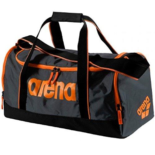 Arena-Pallina 2-Borsone da viaggio, misura piccola, colore: arancione