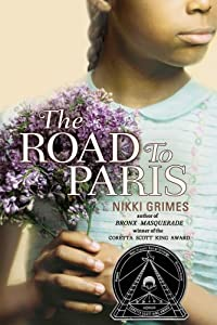 "Cover of ""The Road to Paris (Coretta Scot..."