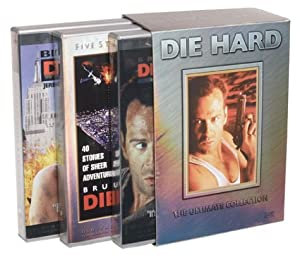 Die Hard: The Ultimate Collection (Die Hard / Die Hard 2 / Die Hard With A Vengeance)