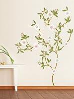 Ambiance Live Vinilo Decorativo Flowering magnolias