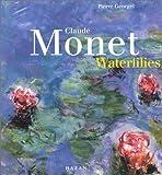 echange, troc Pierre Georgel - Claude Monet, Nymphéas (en anglais)