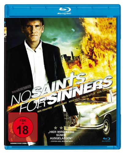 No Saints for Sinners [Blu-ray]