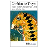 Yvain (French Edition) (0320060411) by Chretien de Troyes