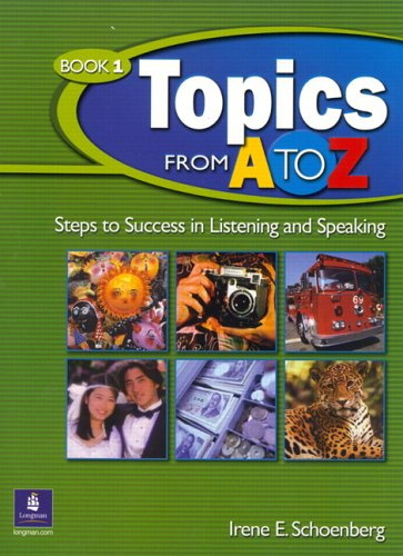 Topics from A to Z, 1