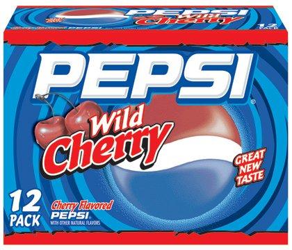 Wild Cherry Pepsi (Product)