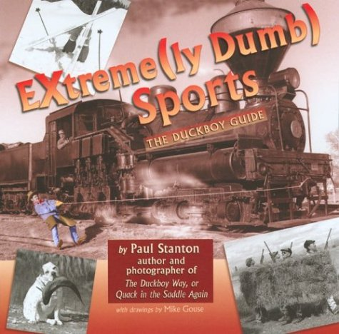 Image for Extreme(ly Dumb) Sports (Duckboy Guides)