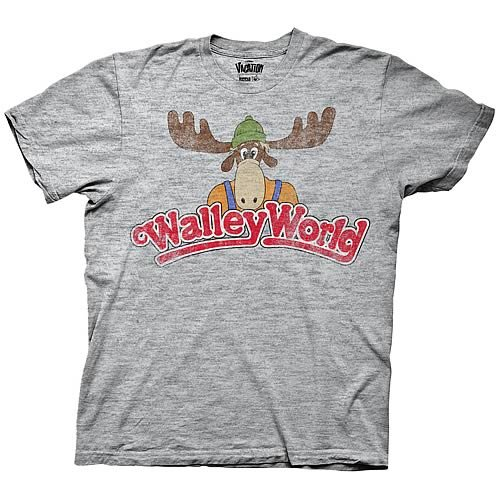 National Lampoons Vacation Walley World T-shirt - Medium