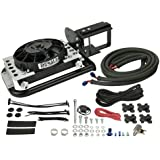 Derale 20561 Jeep Wrangler Direct Fit Automatic Transmission Cooler