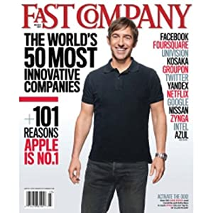 Audible Fast Company, March 2011 | [Fast Company]