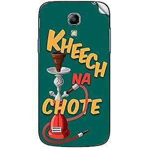 Skin4Gadgets Kheech na Chote Phone Skin STICKER for SAMSUNG GALAXY S4 MINI (I9190,I91192)