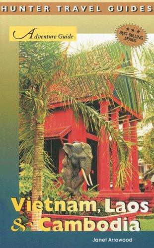 Hunter Adventure Guide Vietnam, Laos and Cambodia
