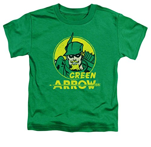 DC Green Arrow Archer Circle Toddler T-Shirt
