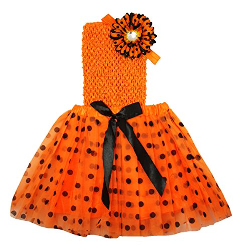 Wholesale Princess Tutu Gift Set Black and Orange