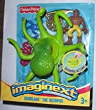 Fisher Price Imaginext Pirates - Seablade the Octopus L3523