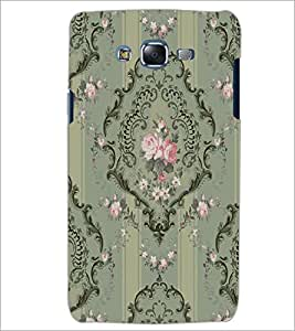 PrintDhaba Pattern D-2260 Back Case Cover for SAMSUNG GALAXY J5 (Multi-Coloured)