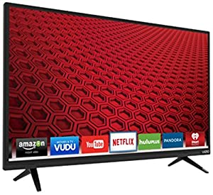 VIZIO E32-C1 32-Inch 1080p Smart LED HDTV from VIZIO