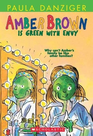 Amber Brown #9: Amber Brown Is Green With Envy
