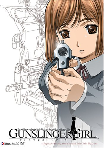 Gunslinger Girl, Vol. 1: Ragazzine Piccole, Armi Grandi - Little Girls, Big Guns
