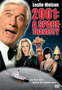 NEW 2001-a Space Travesty (DVD)