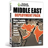 Instant Immersion Middle East Deployment Pack - Learn Arabic Modern Standard Arabic (MSA) and Egyptian (Covering Spoken, Read and Written Arabic), Farsi (Persian), Pasho (Pashtu), Punjabi, and Hindi Language Learning